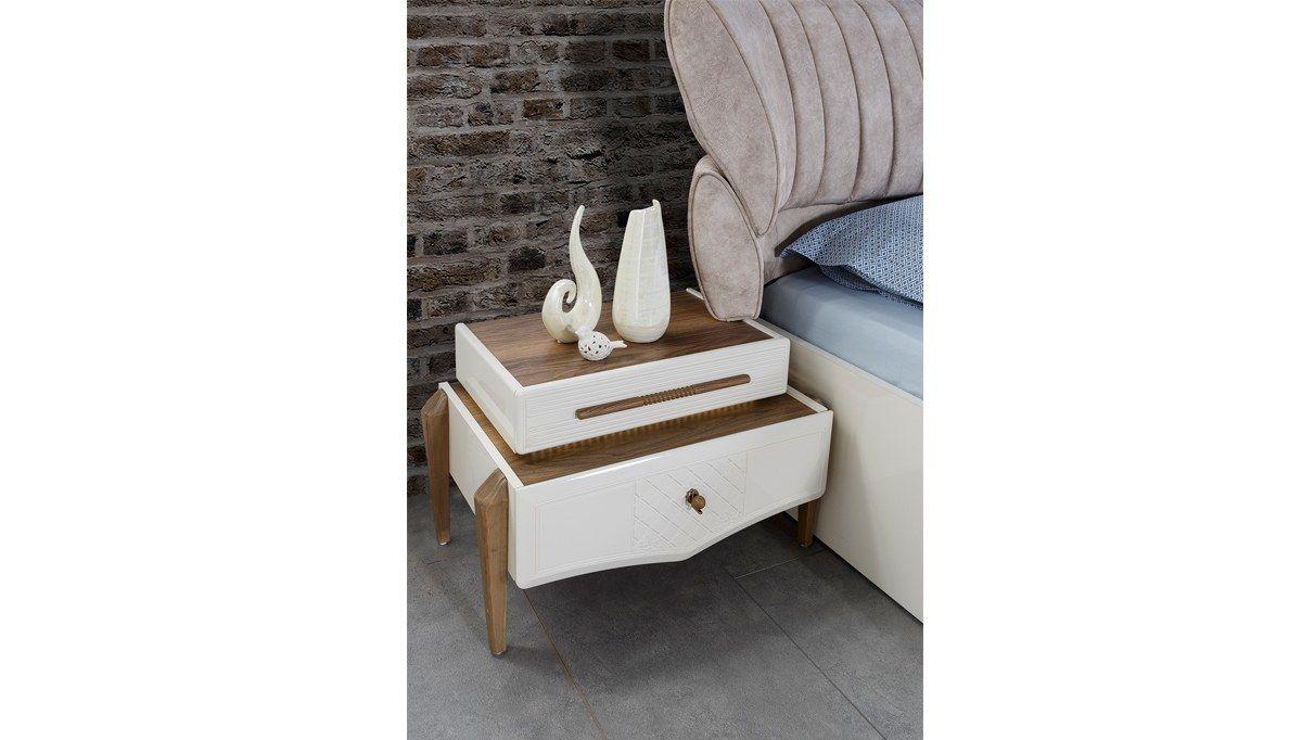 Bedside Bassinet In Master Bedroom