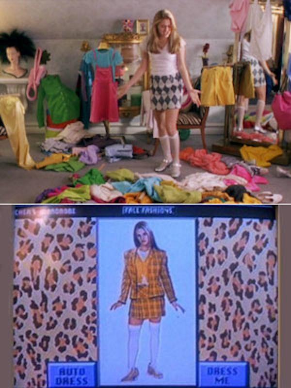 b21e758ade Wish I had the clueless closet | ideas | Clueless, Cher clueless ...