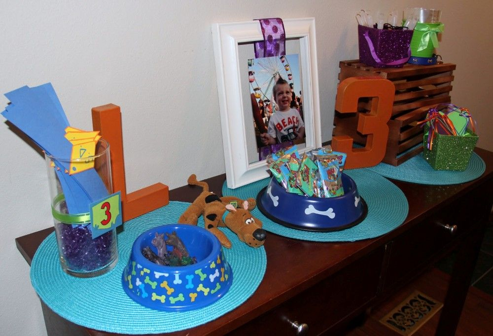 scooby doo party decorations Tangled Birthday Party