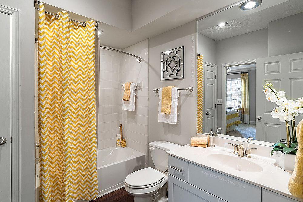 Top 100 Grey And Yellow Bathroom Ideas Yellow Bathroom Decor