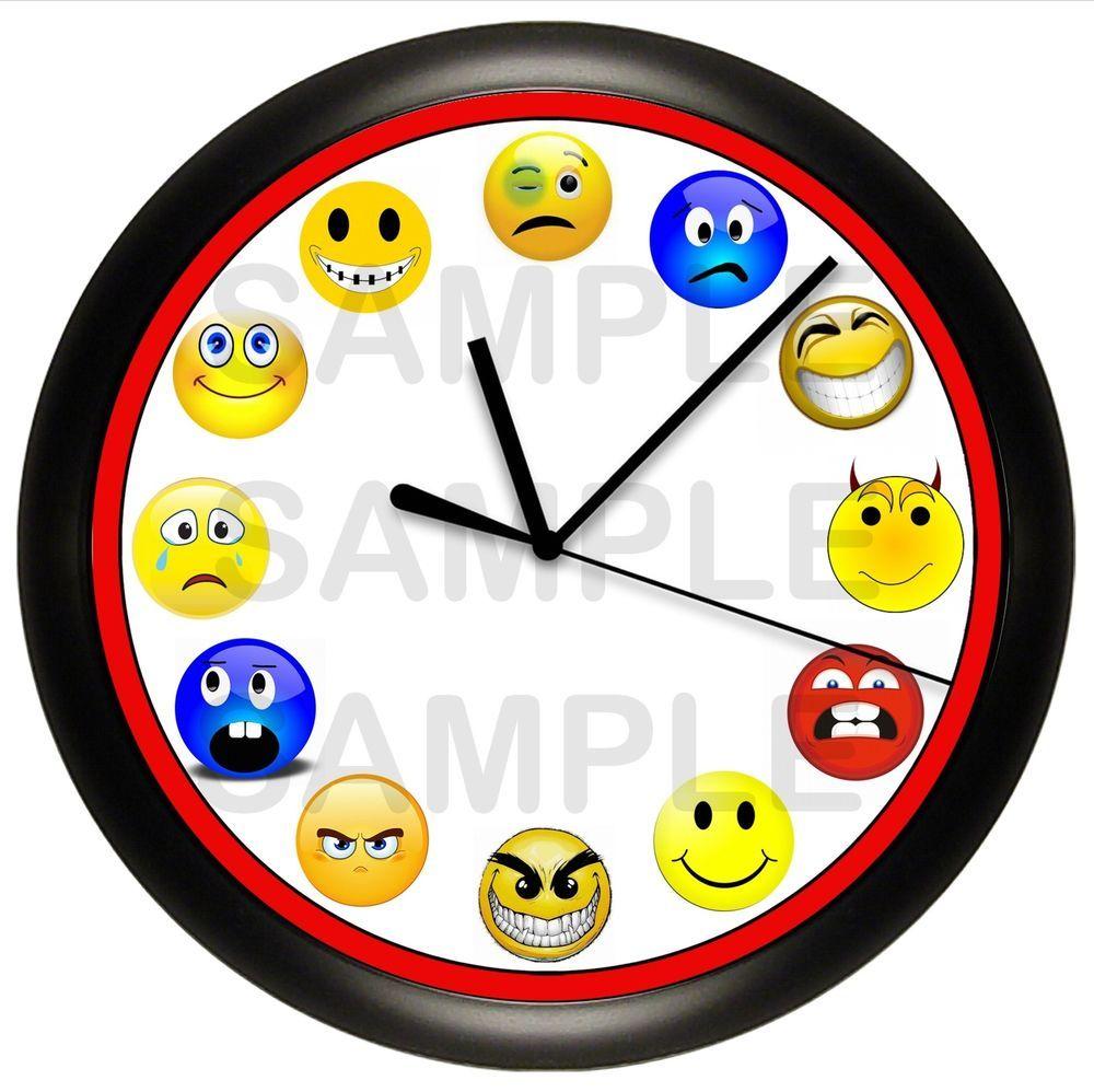 emoji clock clocks pinterest clocks smiley smile and gag gifts rh pinterest com Animated Alarm Clock Clip Art Animated Alarm Clock Clip Art