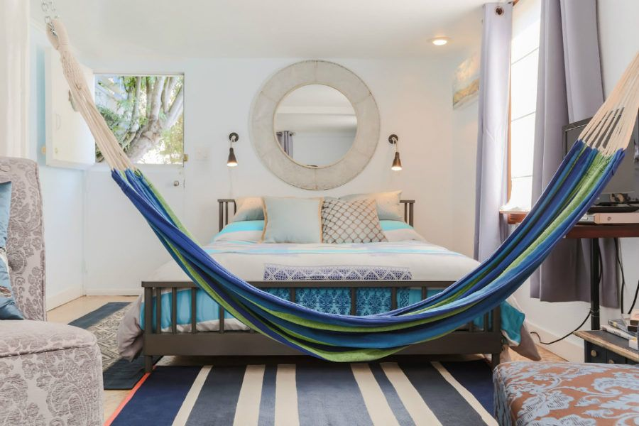 bedroom hammocks. Bedroom hammock idea Indoor Hammock Ideas for Year Round Summer Atmosphere