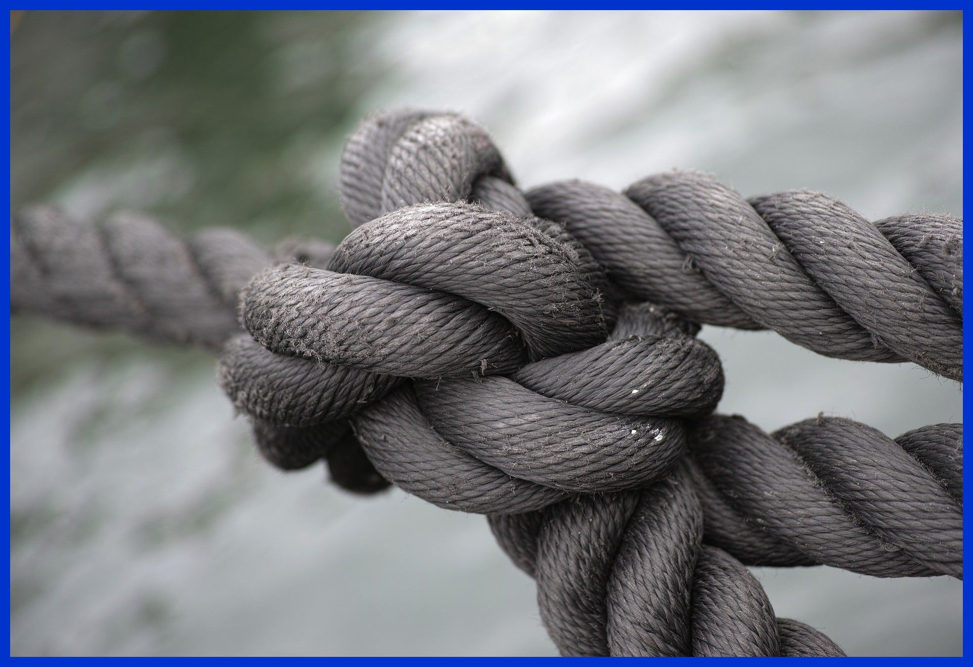 Tied Up Togetherness Tying