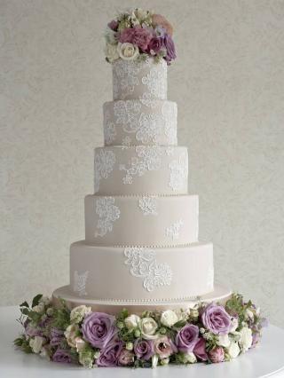 10 wedding cakes