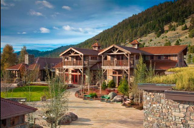 The Ranch At Rock Creek Montana