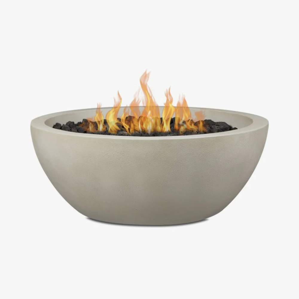 14 Outdoor Fire Pits That Will Keep You Cozy All Winter Long Fire Bowls Natural Gas Fire Pit Gas Firepit
