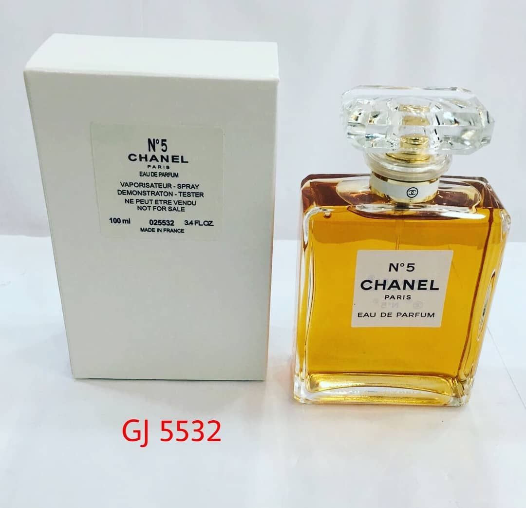 Chanel Parfum Testeur Original Paiement à La Livraison Dans Tout Le