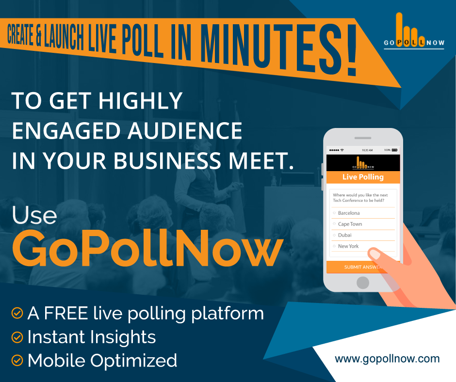 Create And Launch Live Poll In Minutes Get Highly Engaged Audience In Your Business Meet By Using Our Livepolling And Q As Polls Interactive Business Meeting