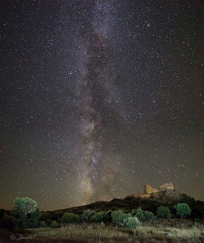 ruinas castillo Dos Hermanas- Navahermosa