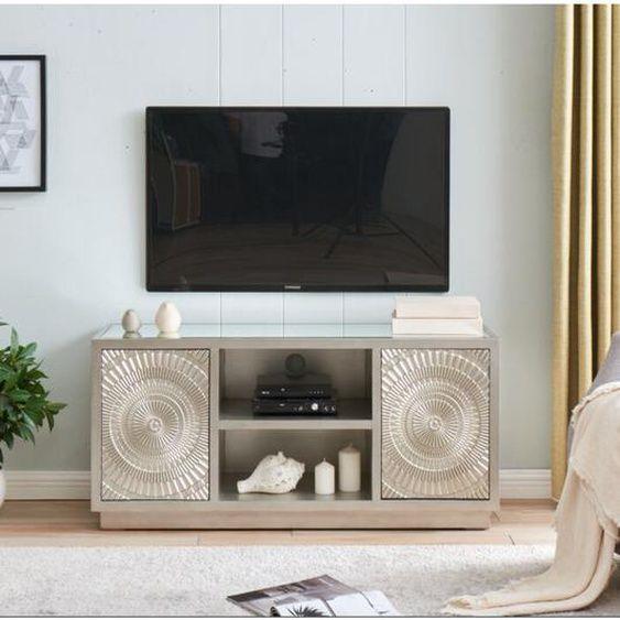 TV-Lowboard Corso für TVs bis zu 48