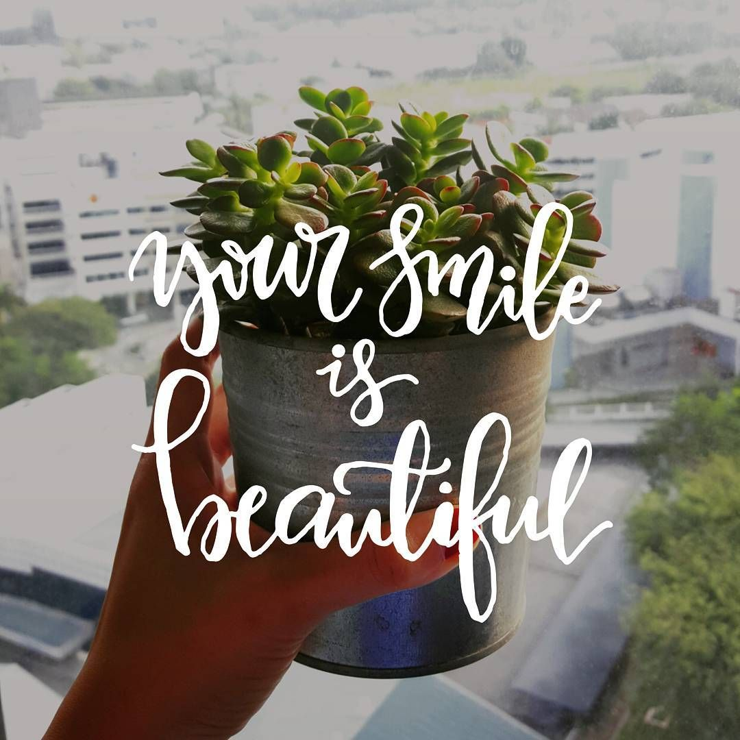 Mention Someone You Know Who Has A Beautiful Smile