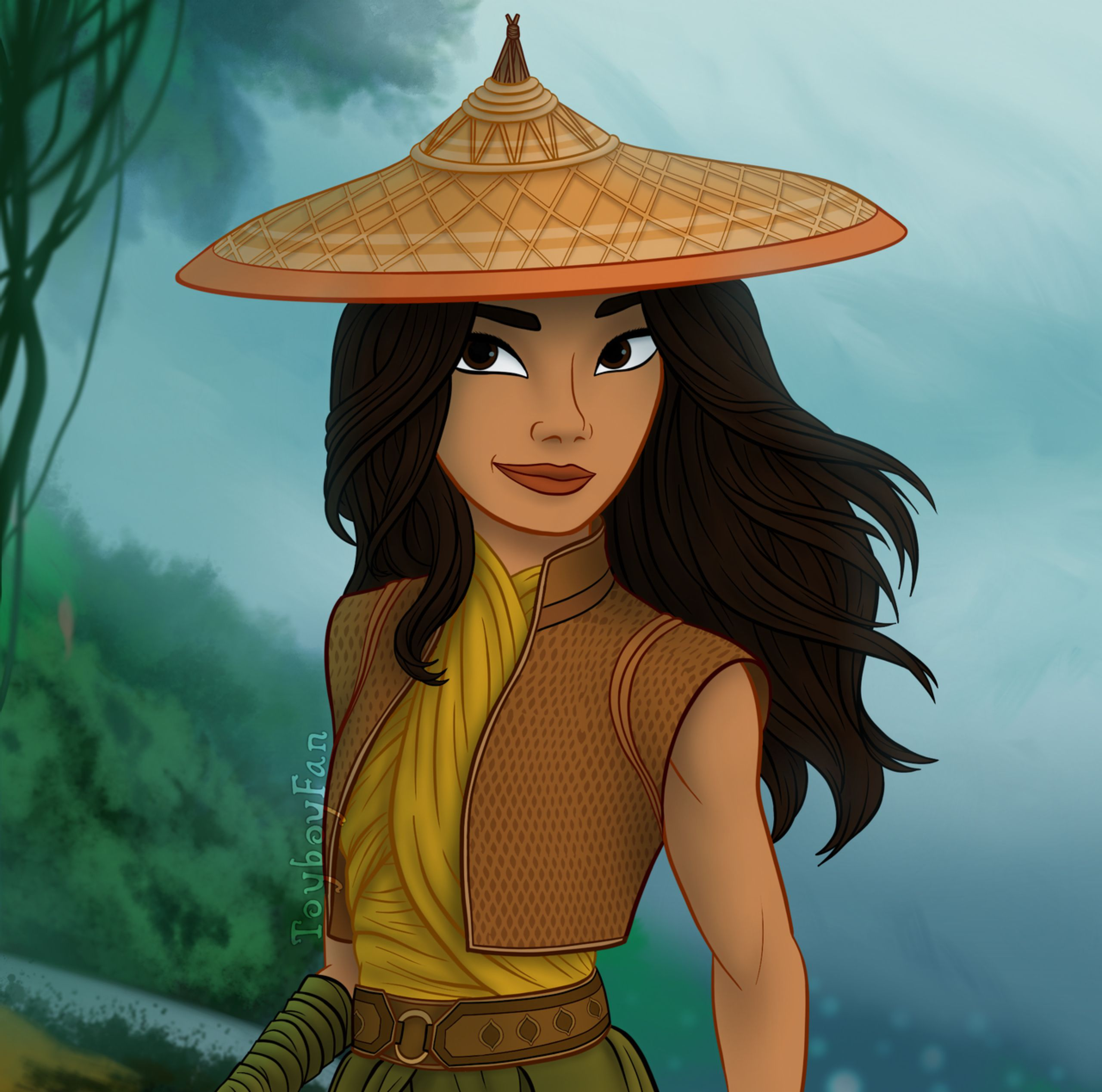 Raya and the Last Dragon by Toyboy566 on @DeviantArt in ...