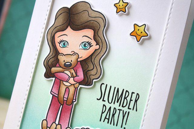 SSS-Slumber Party