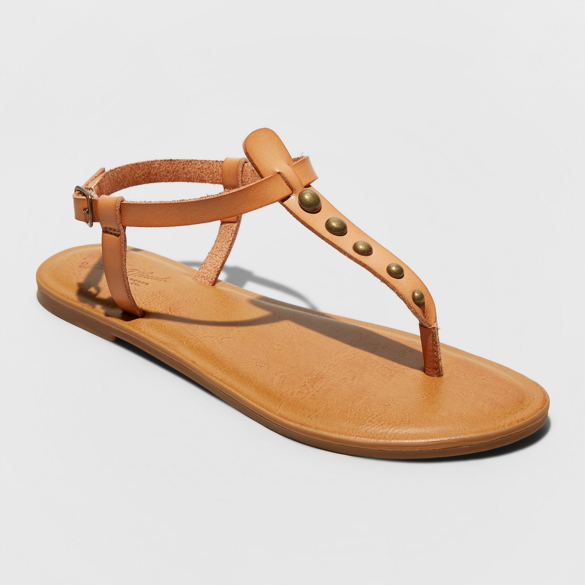 a9d6695d7 Women's Kylianne Thong Sandals - Universal Thread Tan 5.5 | Products ...