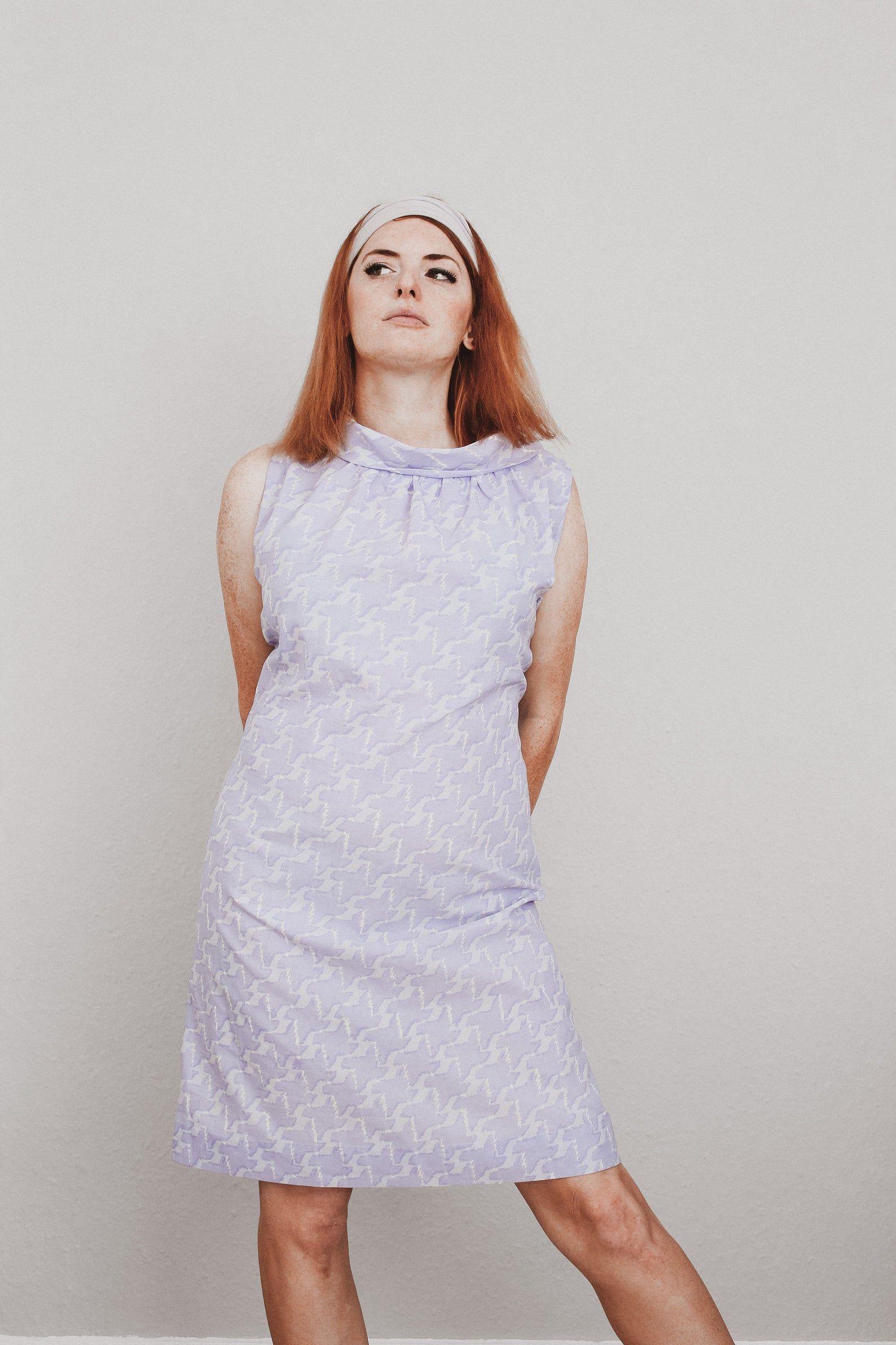70s Lilac Shift Dress Etsy Shift Dress Dresses Shift Dress Pattern [ 2382 x 1588 Pixel ]