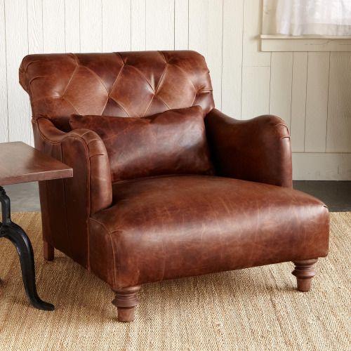 Swell From Sundance Details Here Alcazar Leather Armchair Home Frankydiablos Diy Chair Ideas Frankydiabloscom