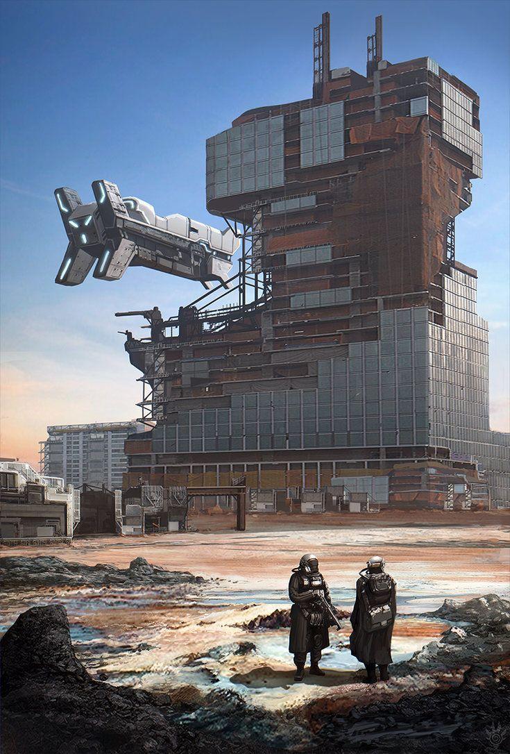 Colonia Concept Art