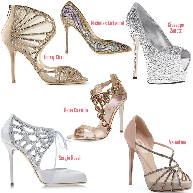 Jimmy Choo Wedding Bridal Shoes Election 2017 Responses To Best Designer Of