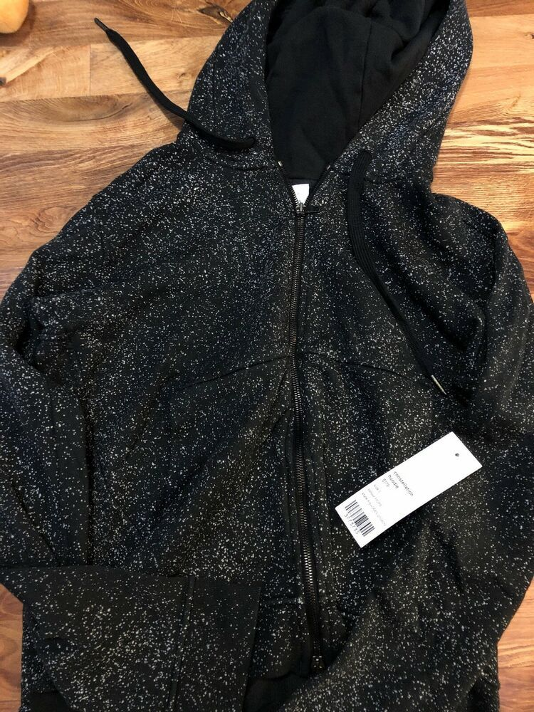 f747decc44d0 Lululemon Lab Exclusive Constellation Hoodie Splatter Black/grey NWT 6  #fashion #clothing #shoes #accessories #womensclothing #activewear (ebay  link)