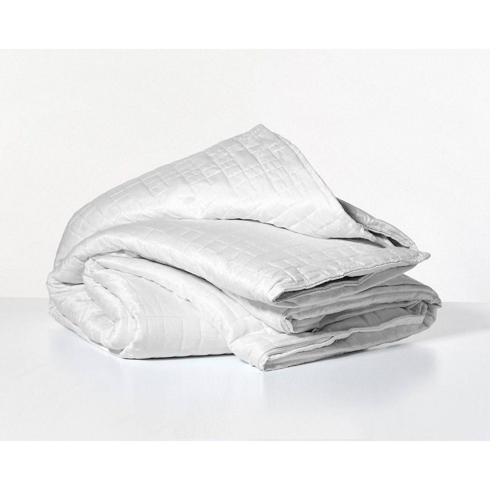 48 X 72 Cooling 20lbs Weighted Blanket With Removable Cover