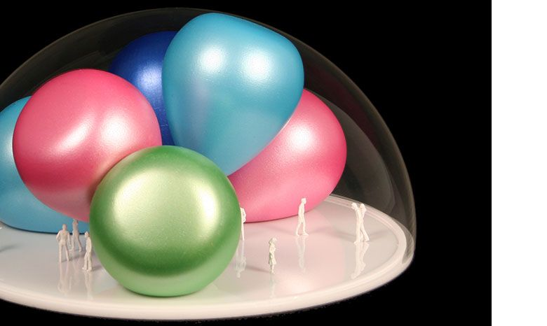 Balloon Bubble : Indie Architecture