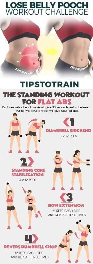 6 Minuten Bauchmuskeltraining zur Entlastung des Peritoneums – Yoga & Fitness