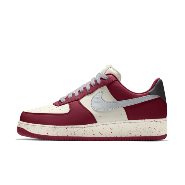 b5c5ad4eaf090 Chaussure Nike Air Force 1 Low iD pour Femme