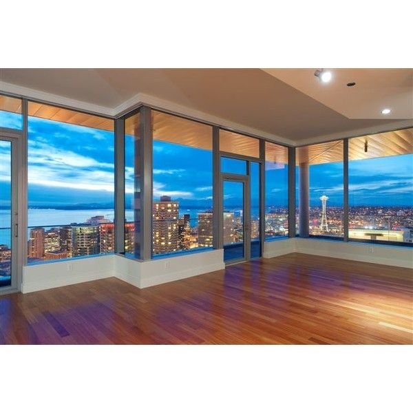 City View Apartments North Kansas City Mo: Buying A Seattle Penthouse Back En Vouge Liked On Polyvore
