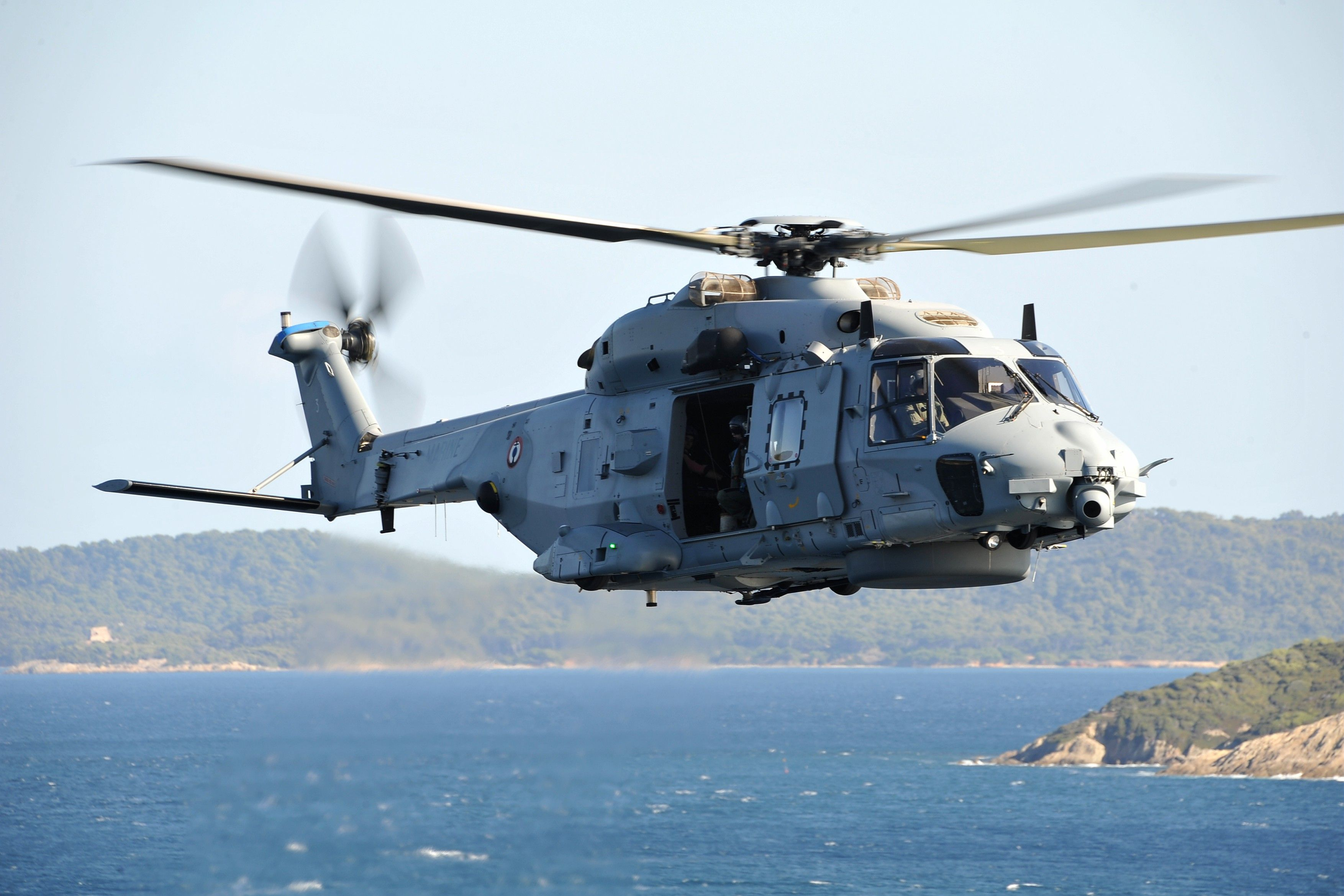 Elicottero Nh90 : Nhindustries nh nfh nato frigate helicopter military