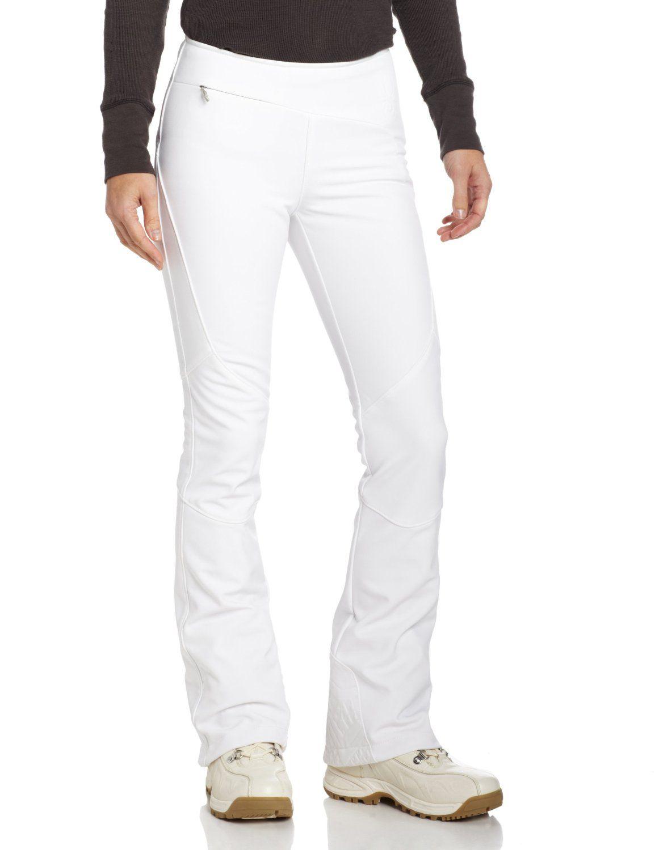 Amazon.com   Spyder Women s Slalom Soft Shell Pant   Skiing Pants   Sports    Outdoors 485e04ebf