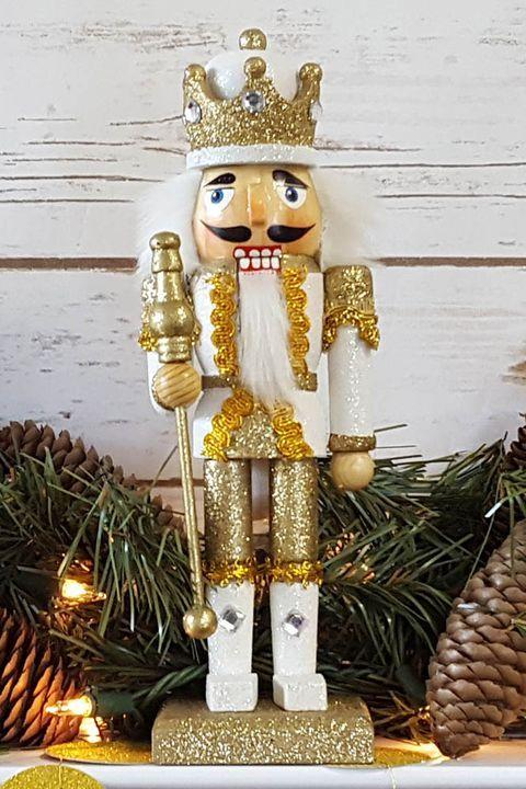 Christmas Decorating Ideas King Nutcracker