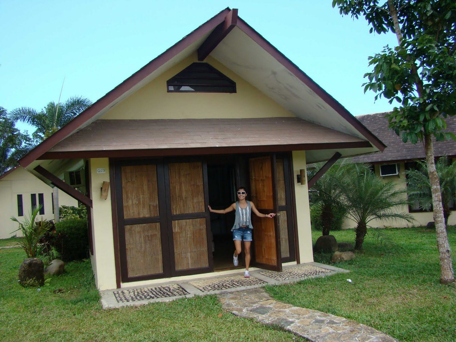 Modern nipa hut in camsur