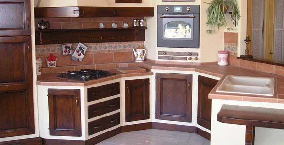 cucine in muratura - Cerca con Google | cucina | Pinterest ...