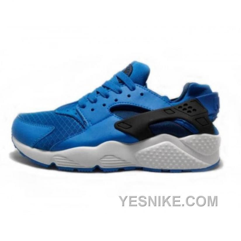 Soldes Parcourir De Notre Homme Nike Air Huarache Run Royal Bleu Blanche  Baskets 2016, Price: $75.00 - Nike Shoes, Air Jordan shoes