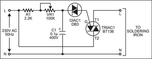 60753e712e7288e6470823a6fa13f8a5 soldering iron temperature controller electronics pinterest wiring diagram for soldering iron at soozxer.org