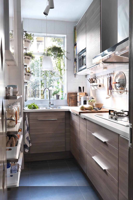 Berühmt Kleine Wohnung Küche Umarbeitungen Zeitgenössisch - Ideen ...