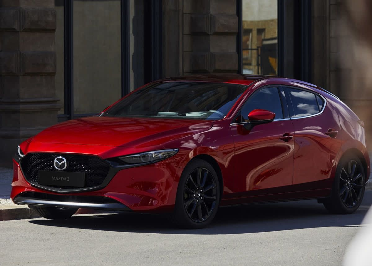 In Your Enjoyable Test Drive Of The Mazda3 You Will Notice How Quiet The Ride Is Because Of Added Noise Insulation Also Added Is 30 Mor Compact Cars Mazda 3