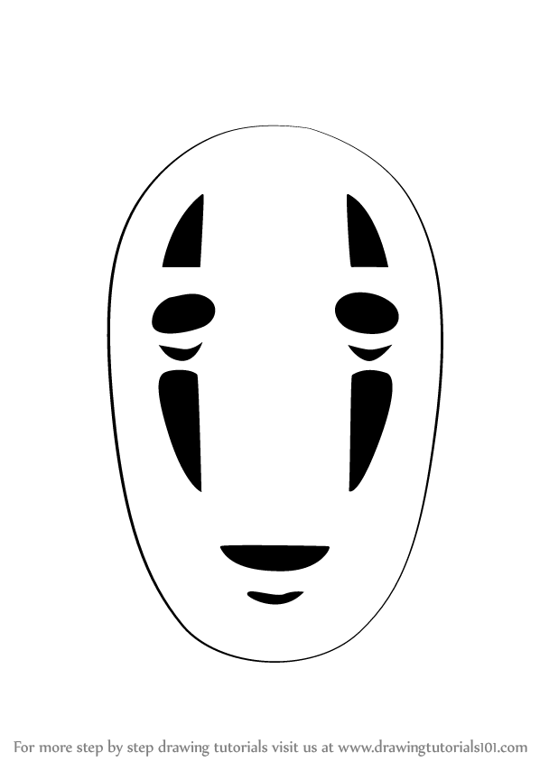 No Face Is A Male Character From Spirited Away He Is A Spirit In The Japanese Film In Thi In 2020 Spirited Away Tattoo Spirited Away Hand Embroidery Patterns Flowers