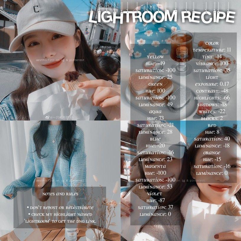 Lightroom release notes