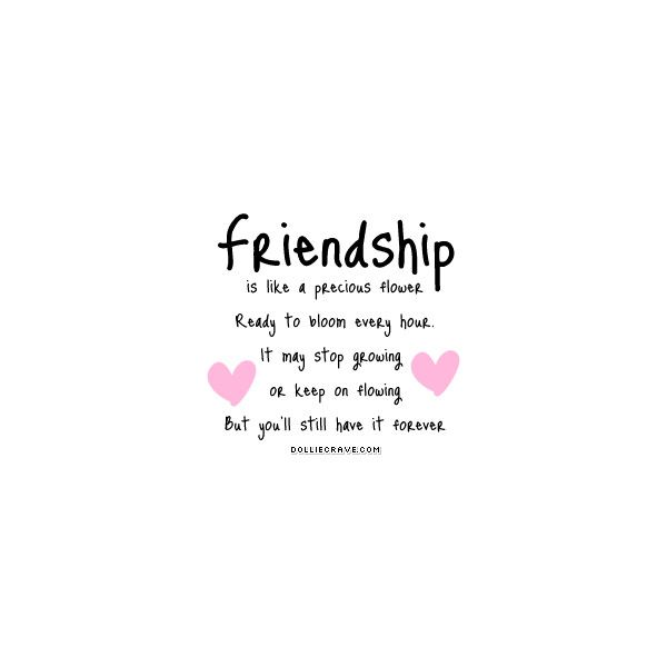 Quotes For Sweet Friend: Friendship Quotes, Cute Friendship Quotes Liked On