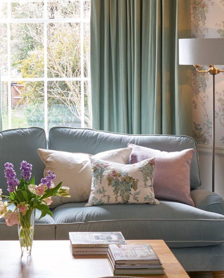 Laura ashley decoraci n pinterest decoraci n hogar dulce hogar y sala de estar - Pinterest decoracion hogar ...