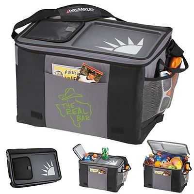 Customized California Innovations 50 Can Table Top Cooler Bag Promotional California Innovations 50 Can Table Top Cooler Bag Promotional Cooler Bags Custom Cooler Cooler Fun Bags