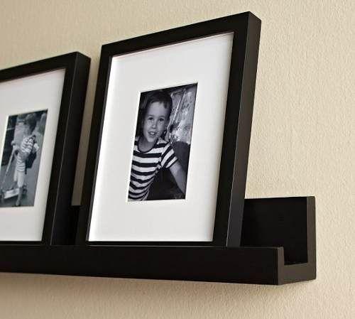 juego estantes cuadros fotos decoracion modernos laqueados en