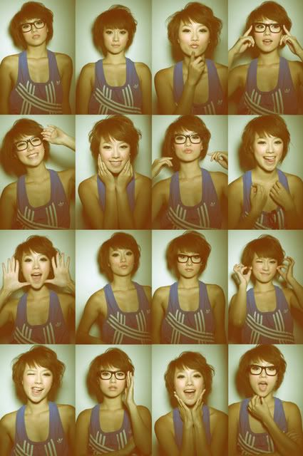 I love this style and length...I'm wondering if I should do this since I'm at this stage of growing out my pixie.