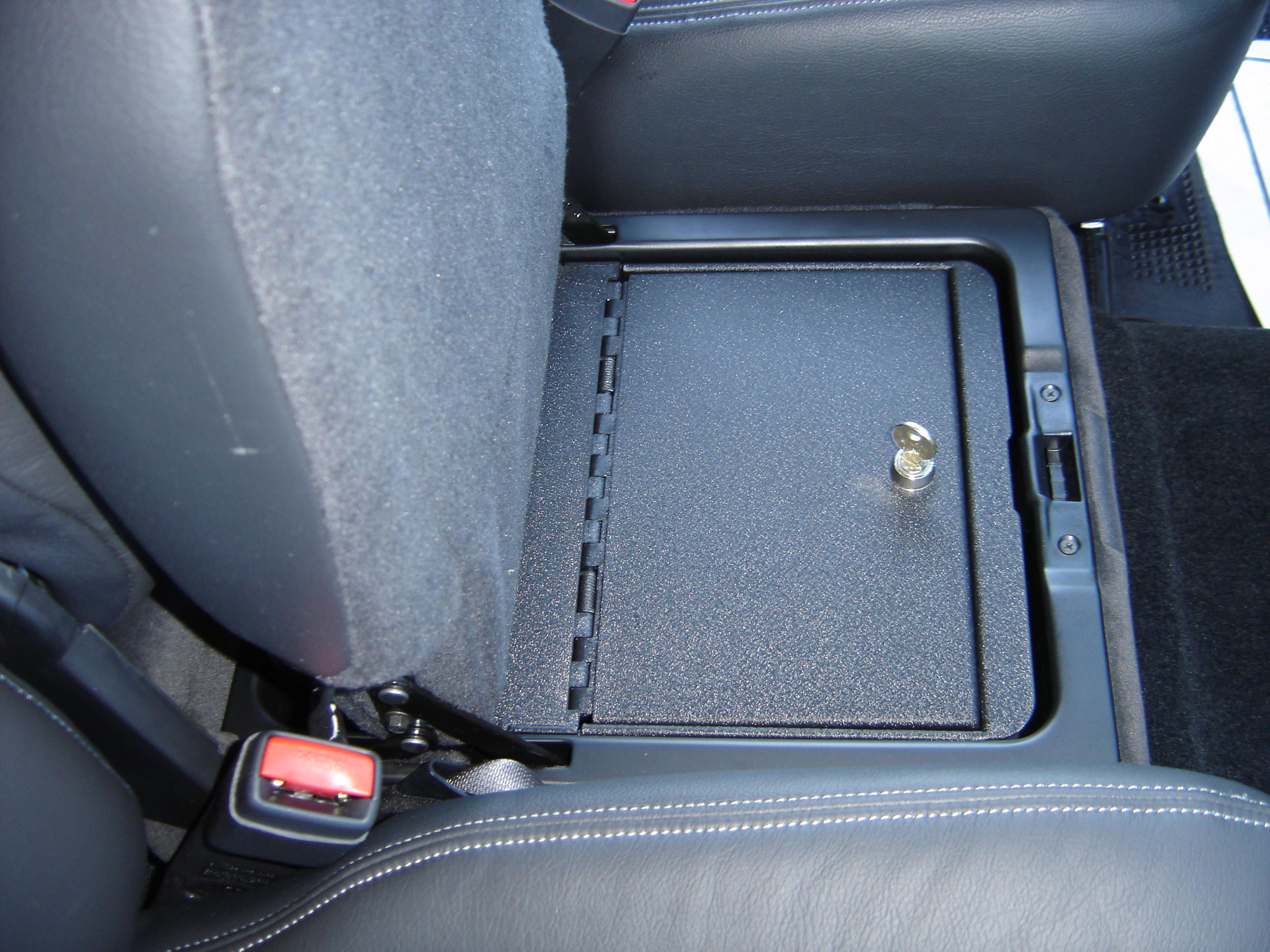 Console Vault Truck And Suv Floor Console Safeinsert Only
