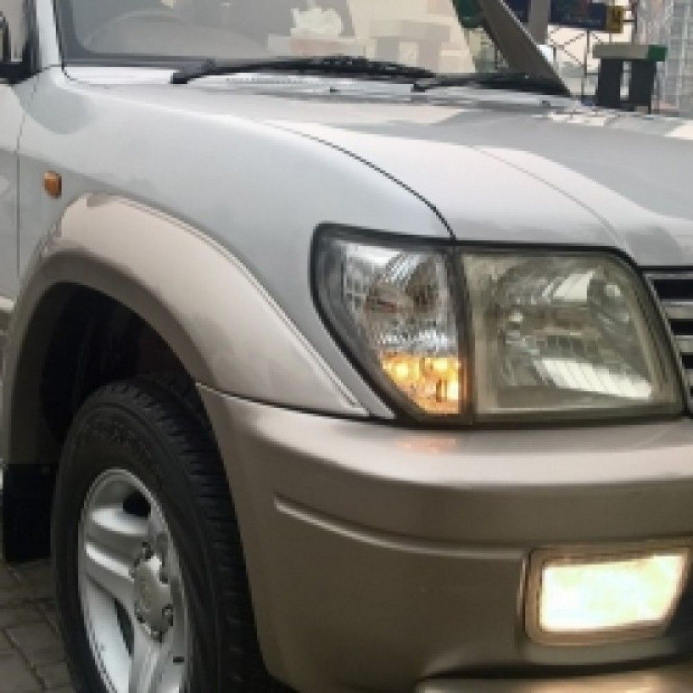 Get Toyota Land Cruiser Prado 2000 Off Road