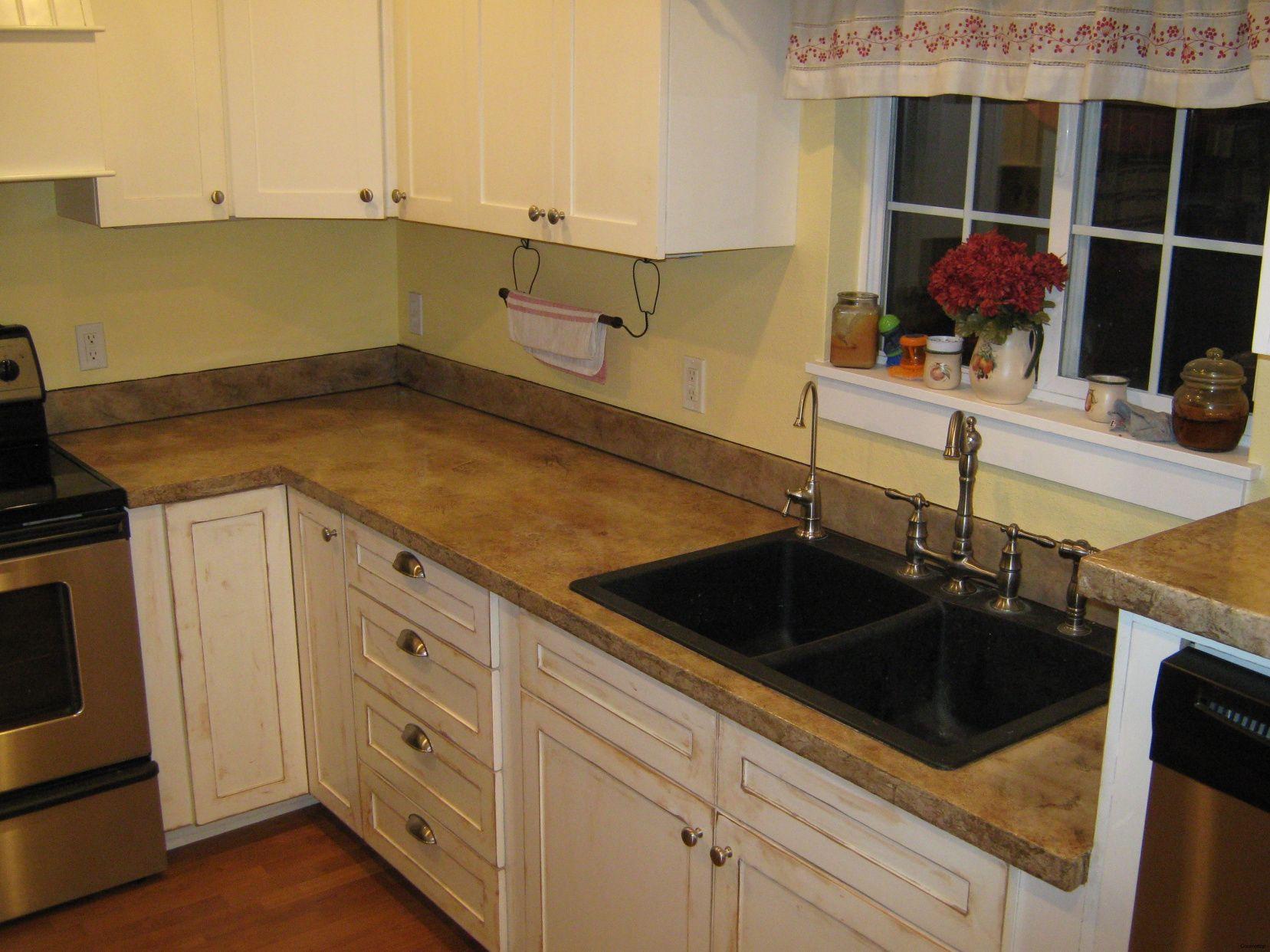 Genial 77+ Granite Countertop Substitute   Corner Kitchen Cupboard Ideas Check  More At Http:/