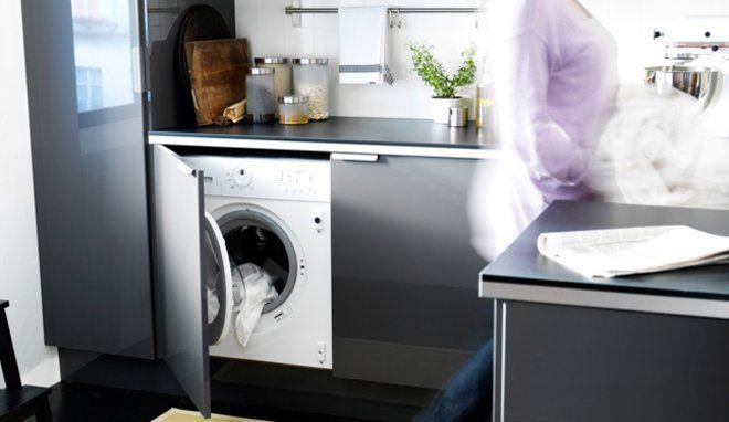 Lavabo machine laver ikea recherche google salle de - Meuble machine a laver encastrable ...