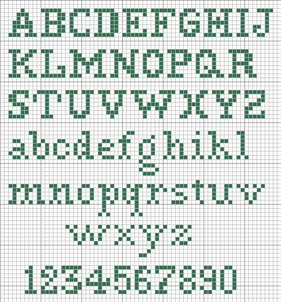 Kreuzstich Alphabet Vektor Kostenlos 10 Gratis Downloads