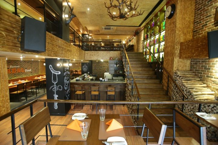 Smokeys bbq grill by livin colors design new delhi